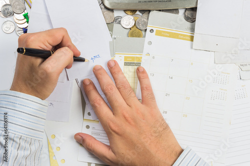 Accountant work