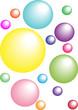 Постер, плакат: Пузыри
