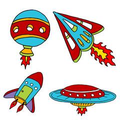 Spaceship Set