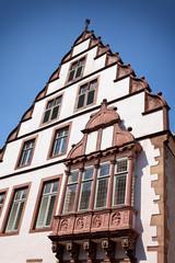Historisches Hansehaus in Lemgo