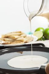 crepes - pancakes