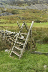 Ladder Style, North Wales