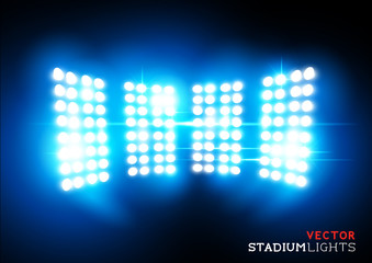 Vector Stadium Floodlights
