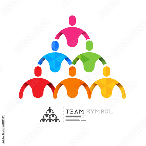Connected Team symbol