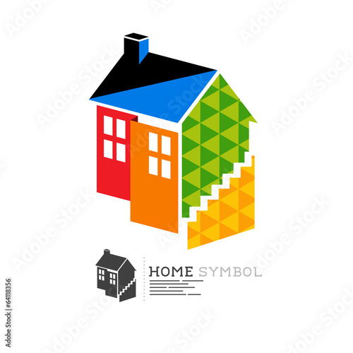 Vector Property House Symbol