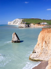 Freshwater Bay Isle Of Wight England
