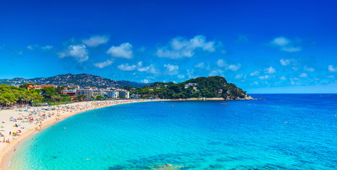 Spain coast