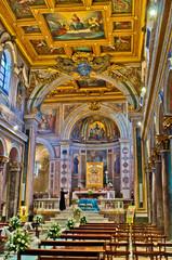 St. Bartholomew on the Island Basilica interior