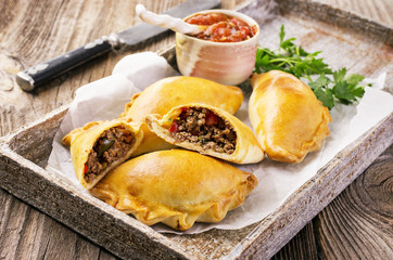 Empanadas with Minced Meat
