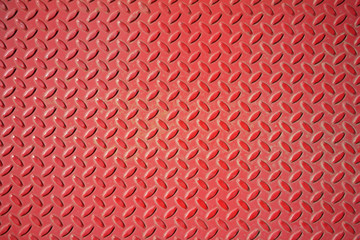 Texture di ferro rossa