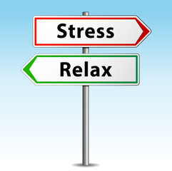 Stress or relax