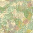 Vintage flowers seamless pattern. Vector, EPS10