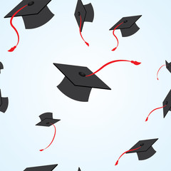 graduation seamless pattern