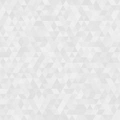 White triangular background, eps10 vector