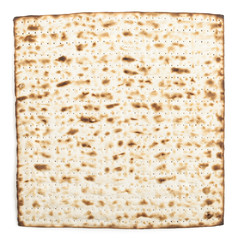 Single isolated Matza