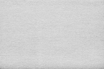 texture of white rough fabric