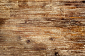 Wood texture background in vintage style