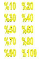 sarı puzle % oranları