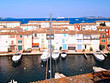 Yacht Harbor in Port Grimaud, France