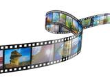 Fototapety Film Strip
