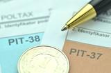 polski formularz podatkowy  - 64143775