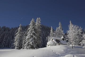 Cappella di montagna