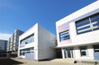 The building of a new kindergarten