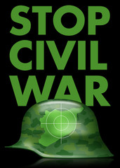 Stop Syrien War