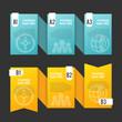 Ribbon Copyspace Design Element
