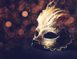 Venetian Mask - 64147932
