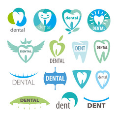 biggest collection of vector logos dentistry