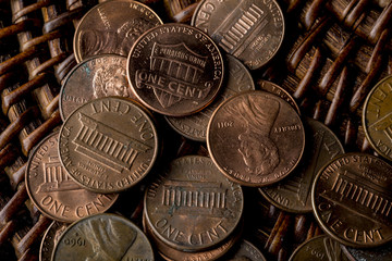 copper money