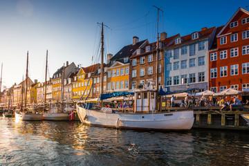 Nyhaven, Kopenhagen,