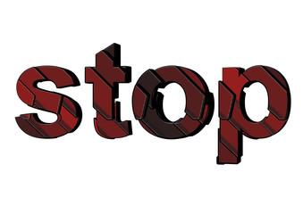 kırmızı stop