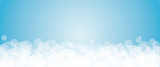 banner azzurro se bolle