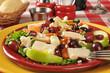 Harvest salad closeup