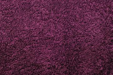 Bath towel, crimson, pink, vine, raspberry, red plush terry