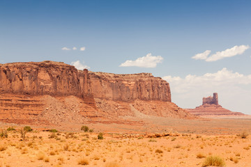 Monument Valley in southern Utah
