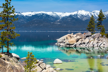 Sand Harbor, Lake Tahoe