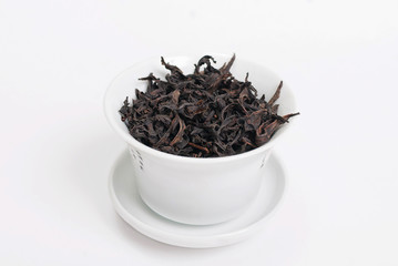 Chinese Da Hong Pao Big Red Robe oolong tea