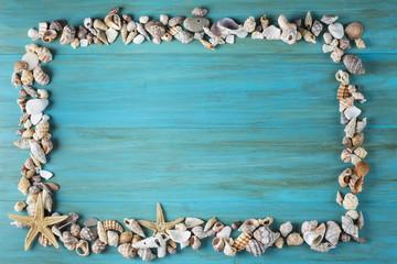 Fondo con espacio publicitario para playa y vacaciones de verano