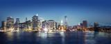 Fototapety Panaroma of New York City