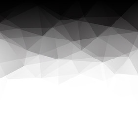Abstract geometric polygonal background.