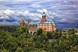Fototapeta Castle Ksiaz in Walbrzych, in Poland