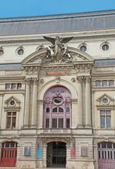 façade du théatre de Tours