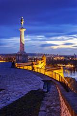 Victor monument, Belgrade, Serbia