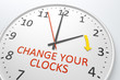 Change Your Clocks - 64171155