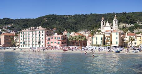Laigueglia, Italian Riviera