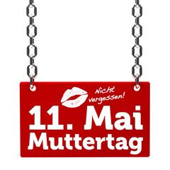 Muttertag, Button, Icon