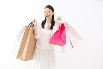 ショッピング・女性